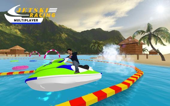 Jet Ski Multiplayer Battle apk screenshot