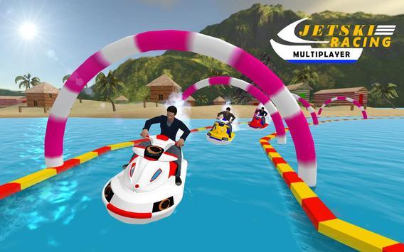 Jet Ski Multiplayer Battle poster