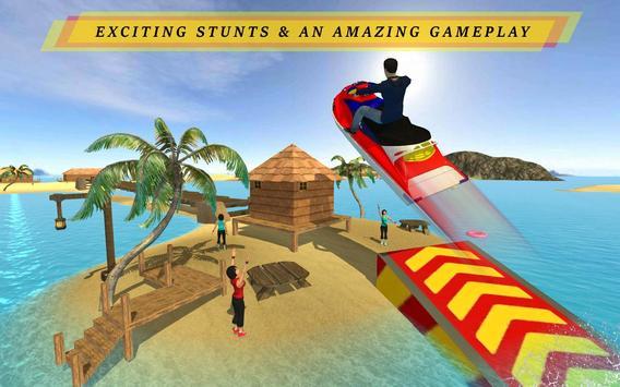 Super Jet Ski Island Adventure poster