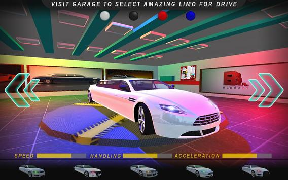 Real Limo Taxi Driver apk screenshot