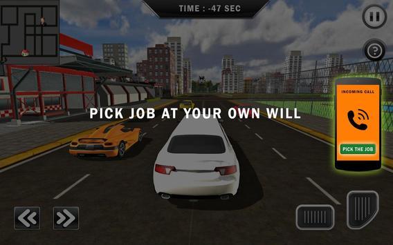 Real Limo Taxi Driver apk screenshot