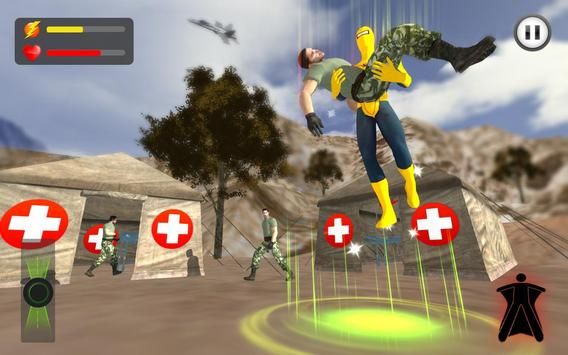 Power Spider: Super War Hero apk screenshot