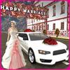 Wedding Limo Taxi Driver Fun icon