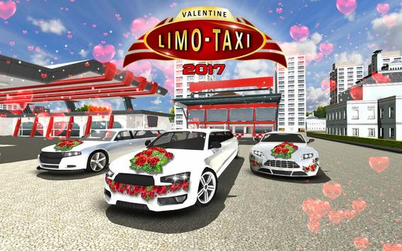 Valentine Hero Limo Taxi 2017 poster
