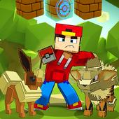 Block Pixelmon Hunting icon