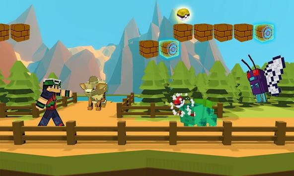 Block Pixelmon Hunting apk screenshot