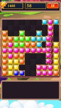 Block Puzzle Jewel Quadris poster