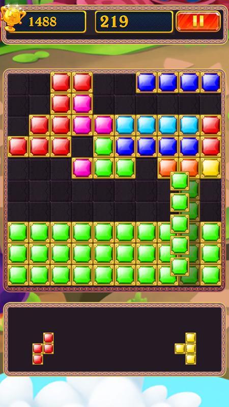 Block puzzle jewel apk gratuit télécharger