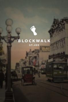 BlockWalk St.Joe poster