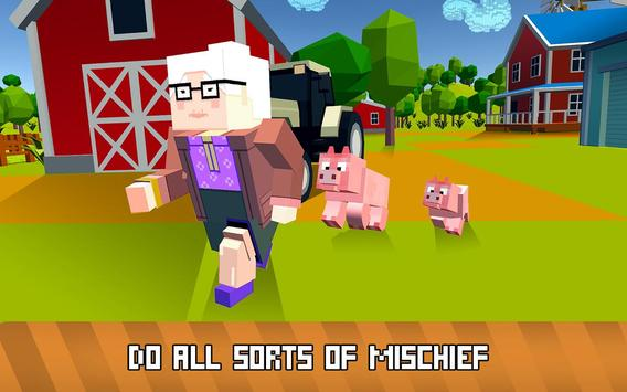 Blocky Animals Simulator screenshot 1