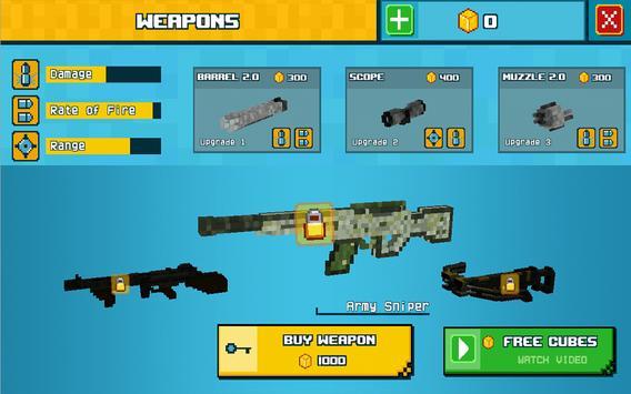 Block Death Squad FPS screenshot 14
