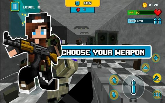 Block Death Squad FPS screenshot 6