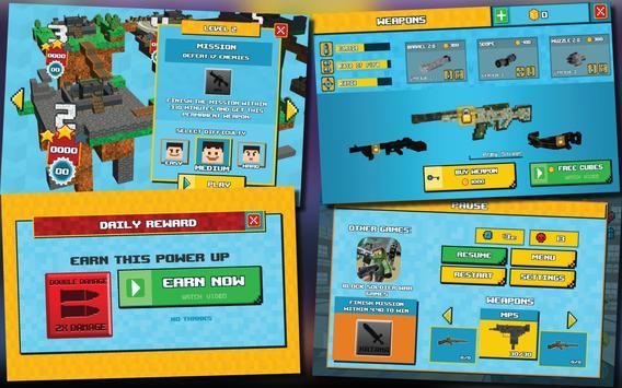 Craft Royal 3D Shooter apk screenshot