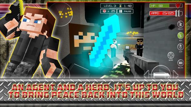 Hardcore Hunter Mini Hero apk screenshot