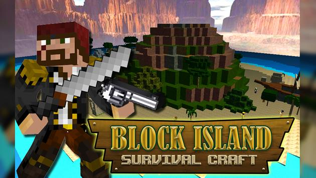 Block Island Survival Craft poster