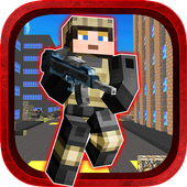 Ultimate War FPS Games icon