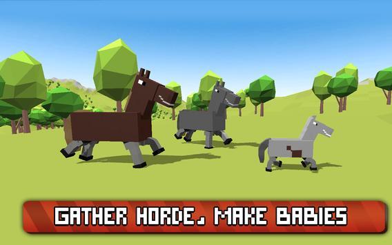 Horse Craft Simulator apk screenshot