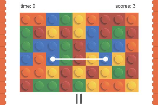 Blocs Move and Collapse screenshot 1