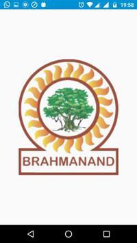 BRAHMANAND ADMIN poster