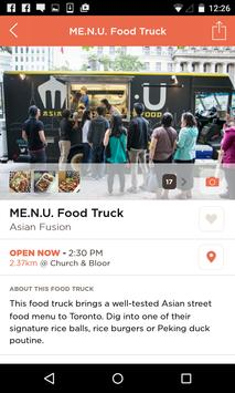Toronto Food Trucks screenshot 1