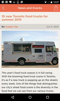 Toronto Food Trucks screenshot 4