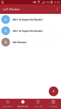 Call Blocker Free screenshot 3