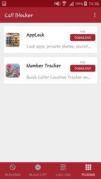 Call Blocker Free screenshot 14
