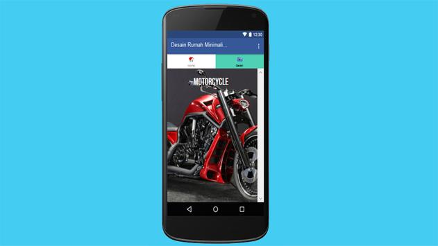 Motorcycle Wallpapers HD screenshot 1