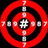 ikon Target Number