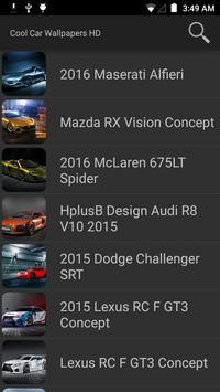 Cool Car Wallpapers HD screenshot 6