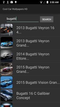 Cool Car Wallpapers HD screenshot 8