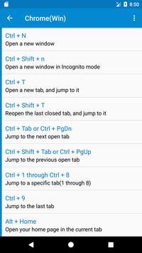 Computer Shortcut Keys screenshot 4