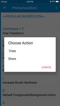 Computer Shortcut Keys screenshot 5