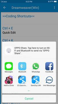 Computer Shortcut Keys screenshot 6