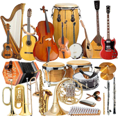 Instruments Sounds icon