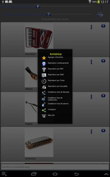 Instruments Sounds screenshot 8