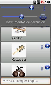Instruments Sounds screenshot 1