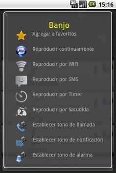 Instruments Sounds screenshot 2