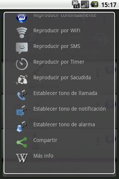 Instruments Sounds screenshot 3