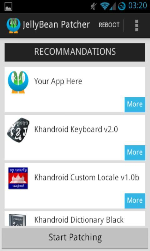 Khmer Unicode Installer for Android - APK Download