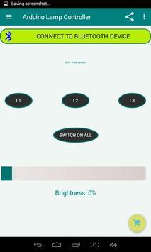 Arduino Lamp Controller screenshot 3