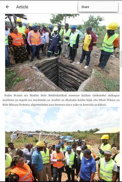 Bukombe Sasa screenshot 4