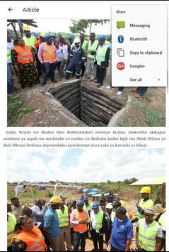 Bukombe Sasa screenshot 12