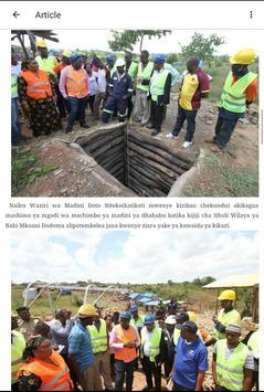 Bukombe Sasa screenshot 3