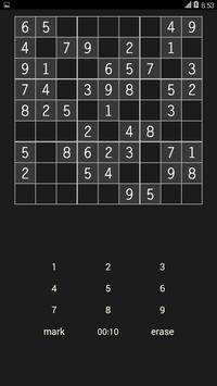 Just Another Sudoku apk screenshot