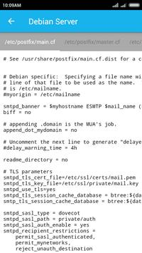 Konfigurasi Debian 8 Server screenshot 3