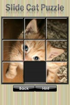 Slide Cat Puzzle vol.2 apk screenshot