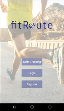 FitRoute poster