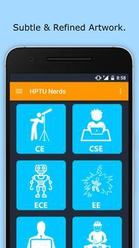 HPTU Nerds apk screenshot