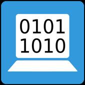 Computer Data Representation icon
